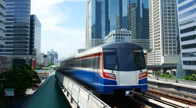 Bangkok takes the train to new development