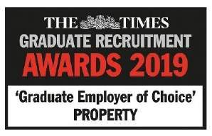 Times Graduate Recruitment Awards 2019